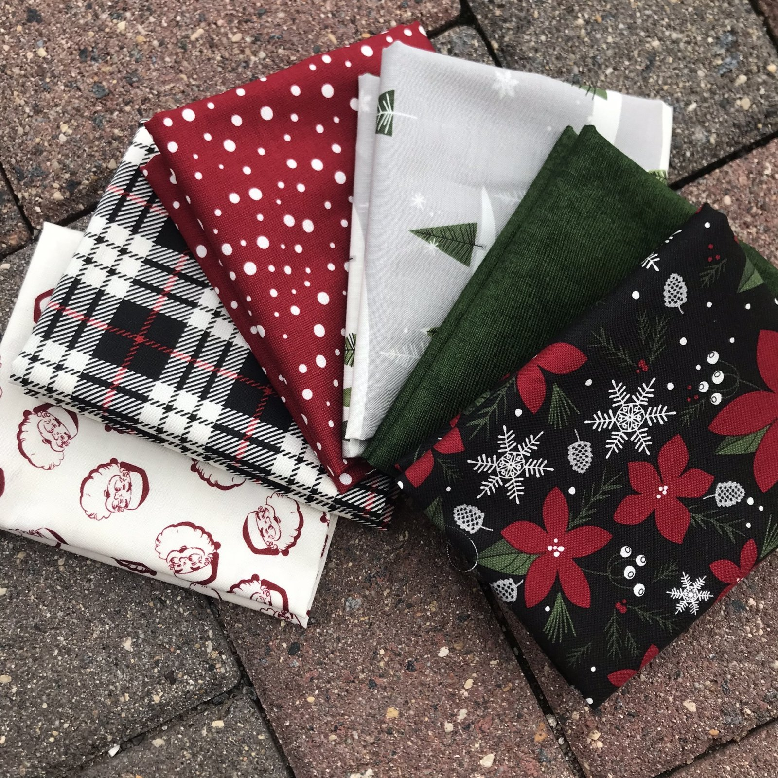 Winterberry - 6 FQ Bundle