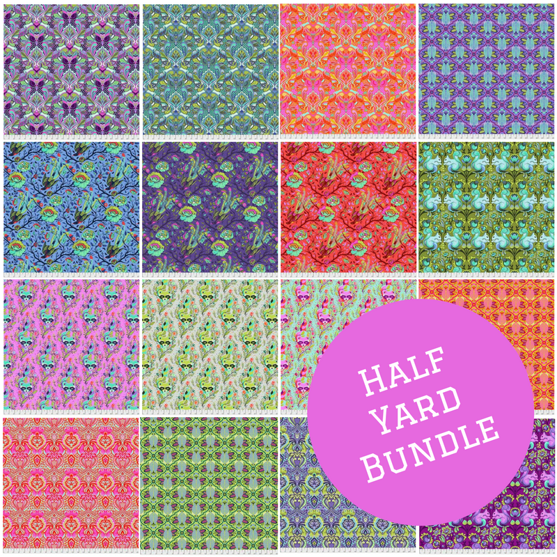 All Stars - 1/2 Yard Bundle