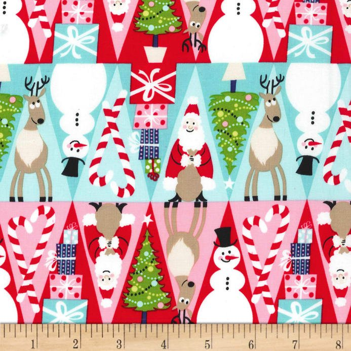Holiday Row in Multi