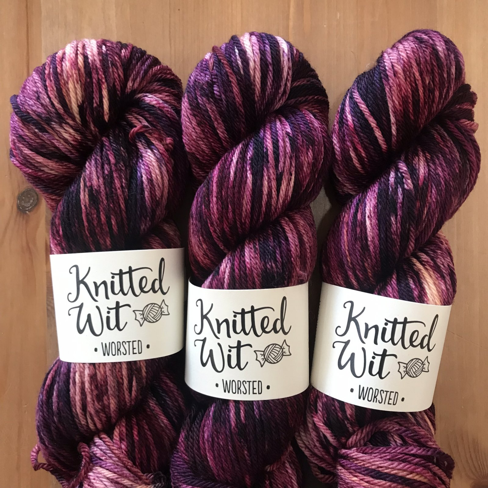 KW Worsted in Nettlewing
