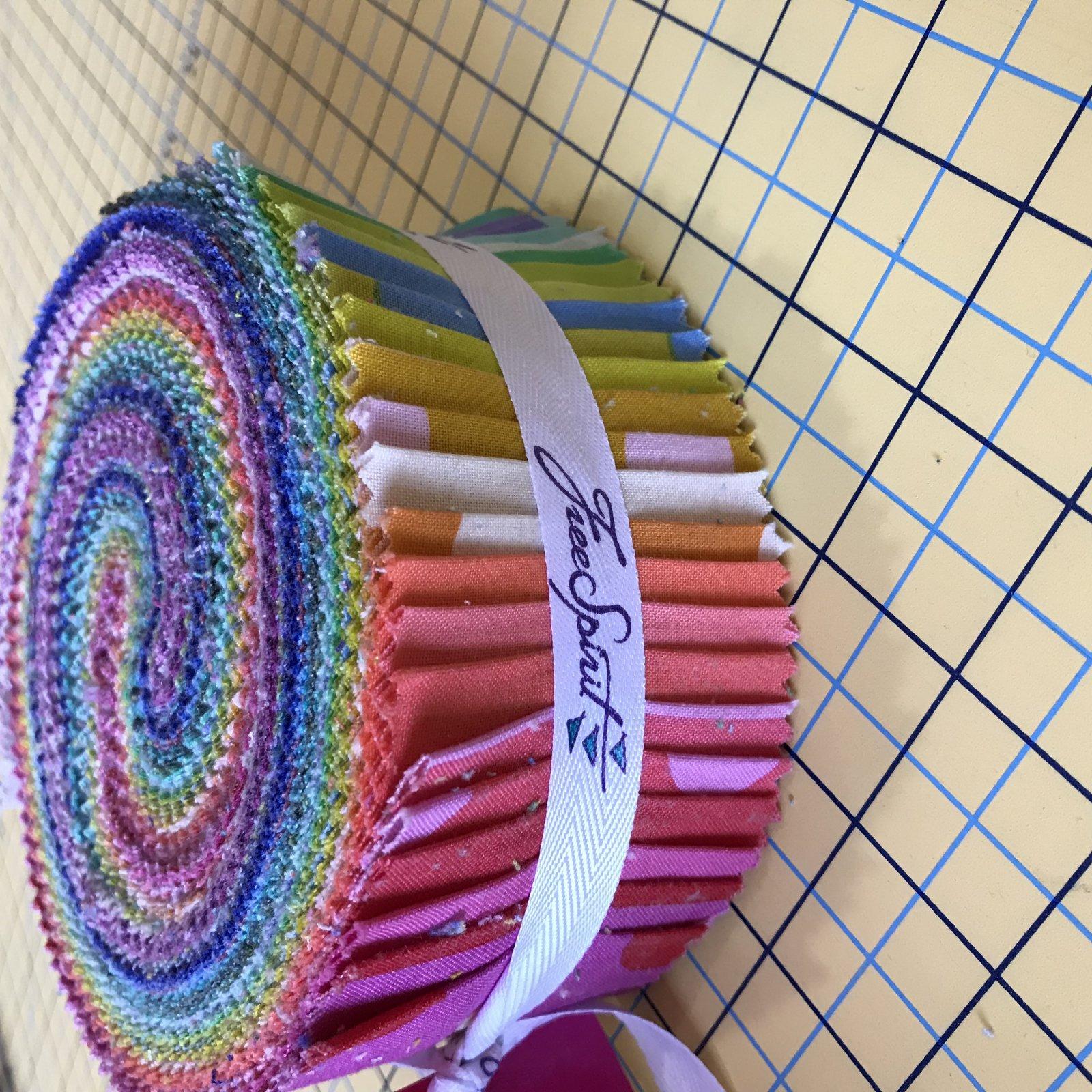 All Stars Poms & Stripes Jelly Roll