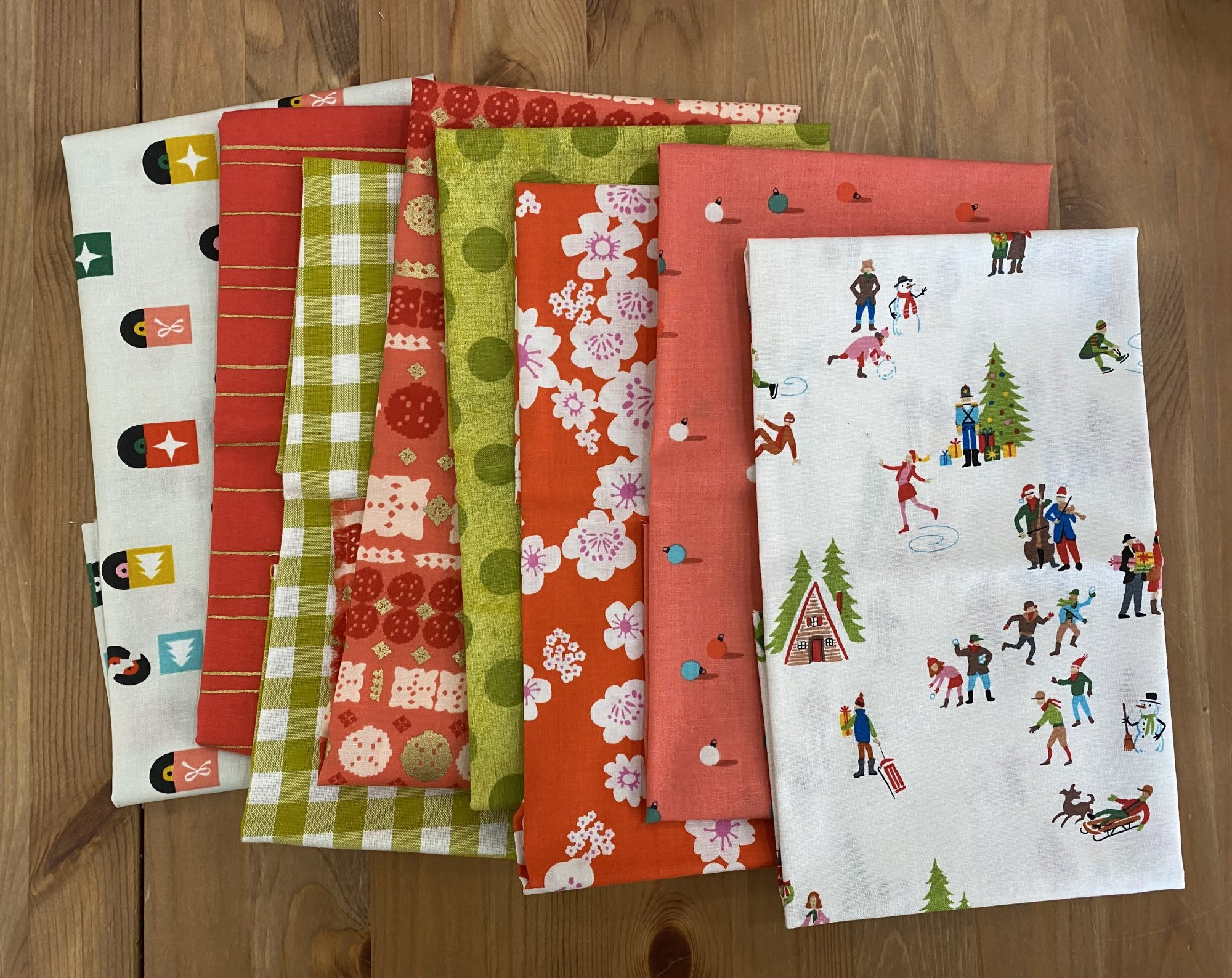 Holiday Cheer | FQ Bundle