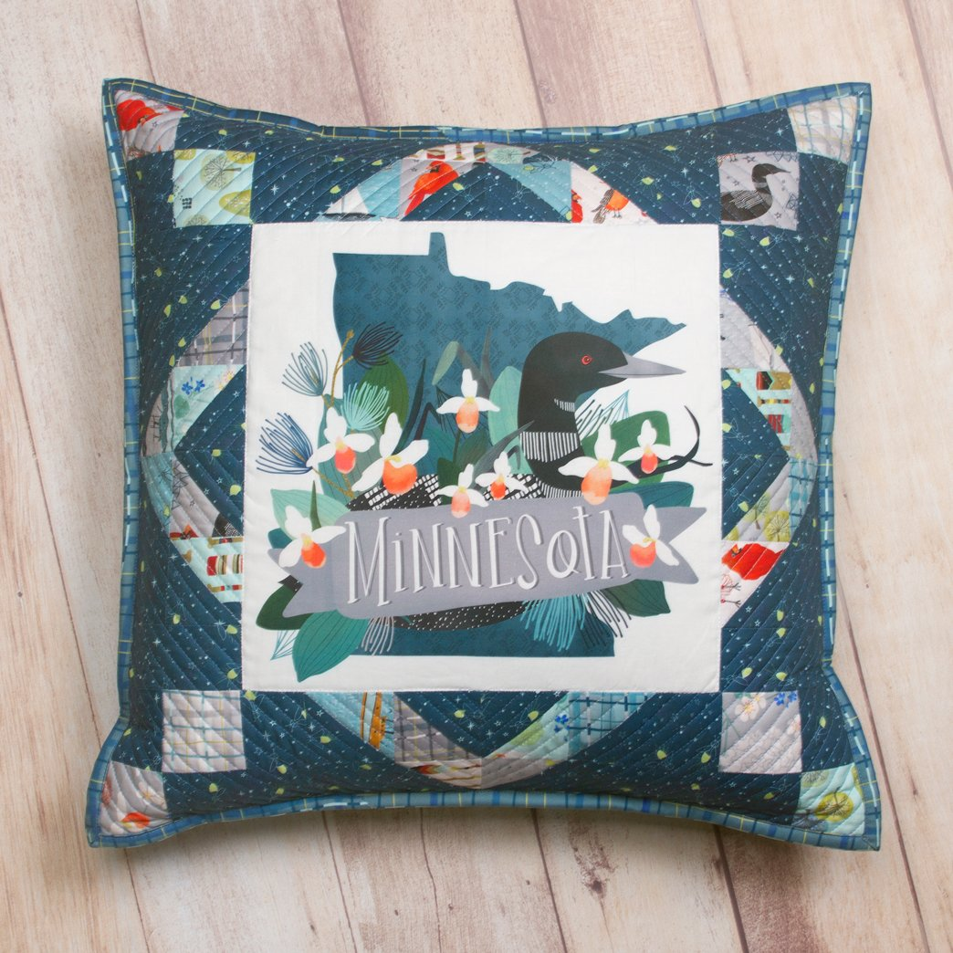 Lakeside Story | North Star Pillow Kit