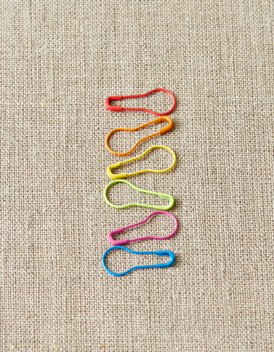 Cocoknits | Colored Opening Markers