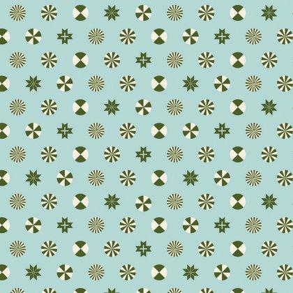 Peppermint Stars in Pine Fresh - FQ