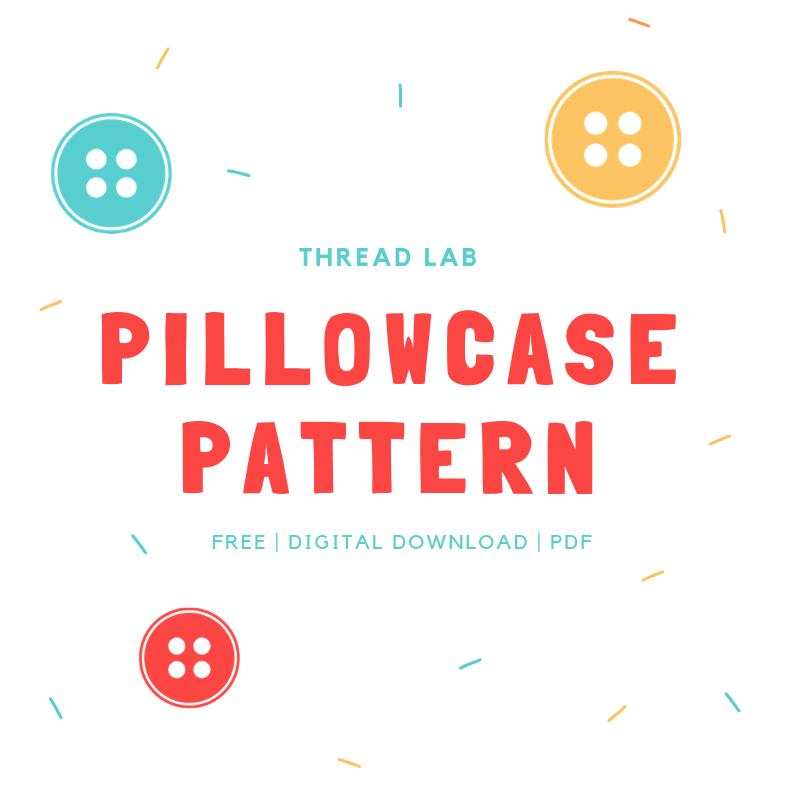 Pillowcase Pattern PDF