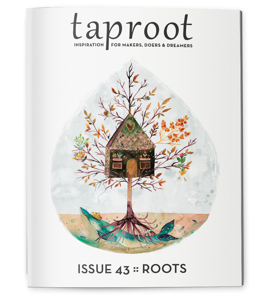 Taproot | Issue 43: Roots