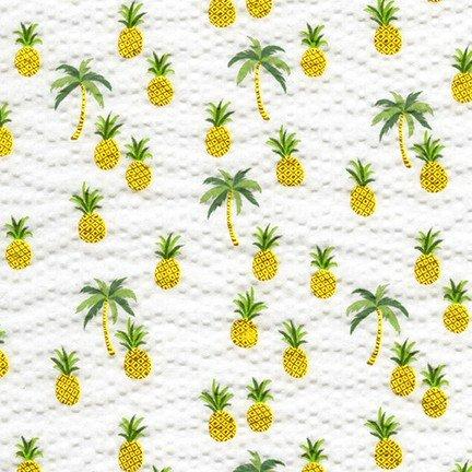 Plisse in Pineapples
