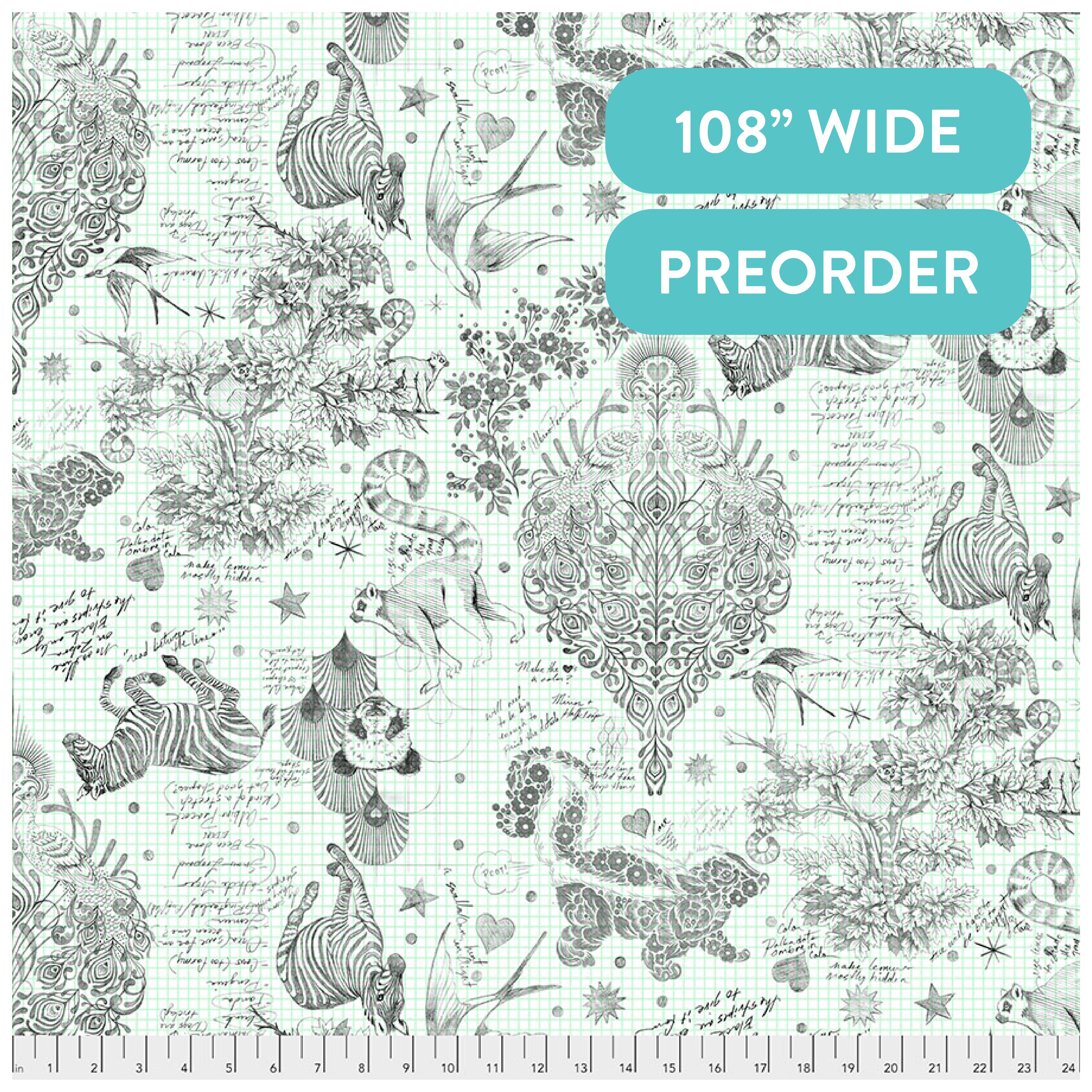 PREORDER Linework | Sketchyer in Paper - Wideback