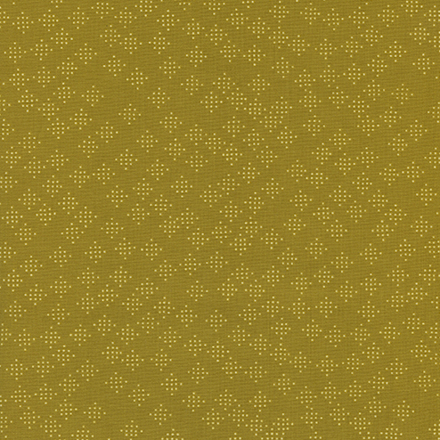 Speckles in Mustard - FQ