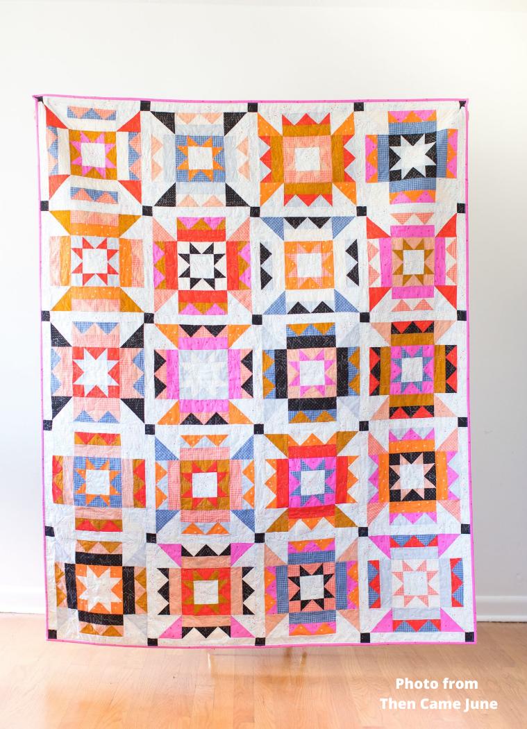 Nova Star - Quilt Kit