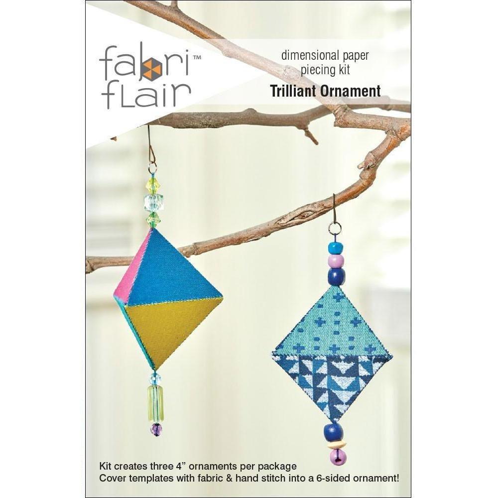 Trilliant Ornament