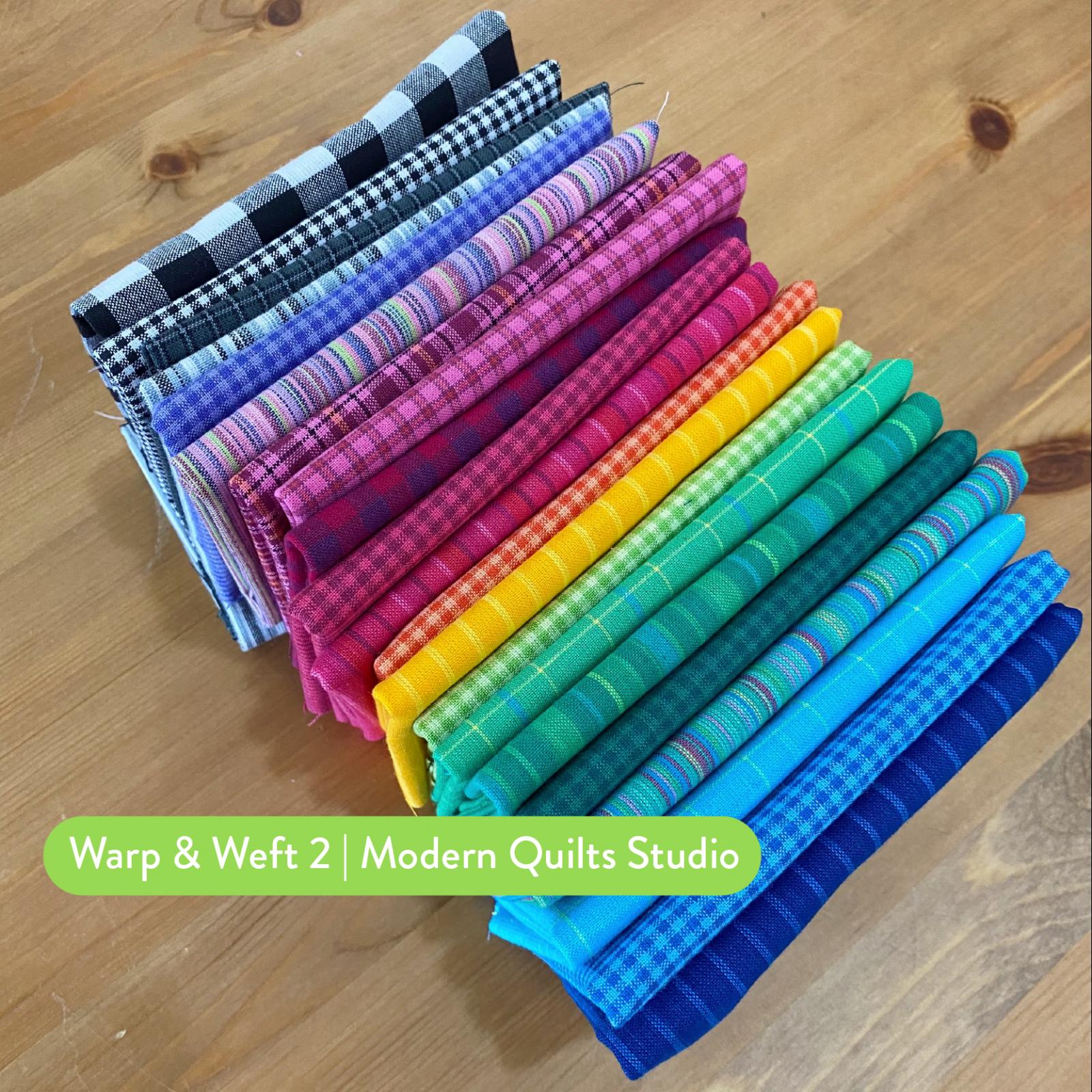 Warp & Weft 2 | FQ Bundle