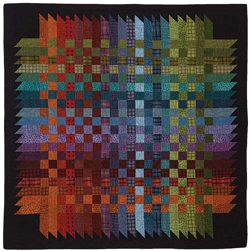 Over and Down Under Quilt Kit