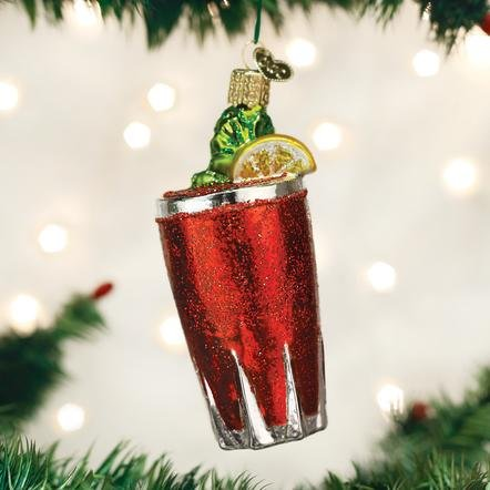 Old World Christmas Bloody Mary Ornament