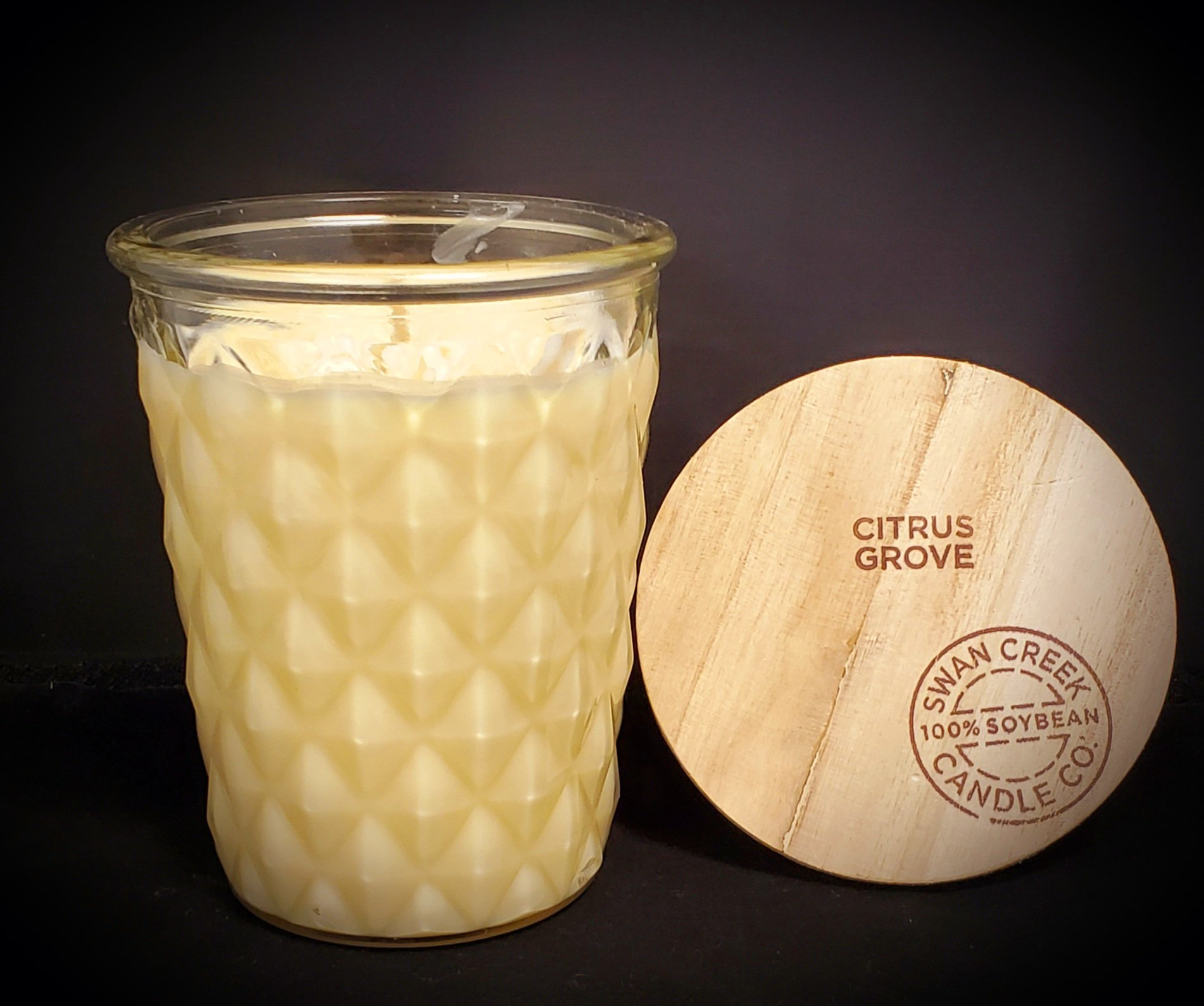 Swan Creek Candles Timeless Jar - Citrus Grove