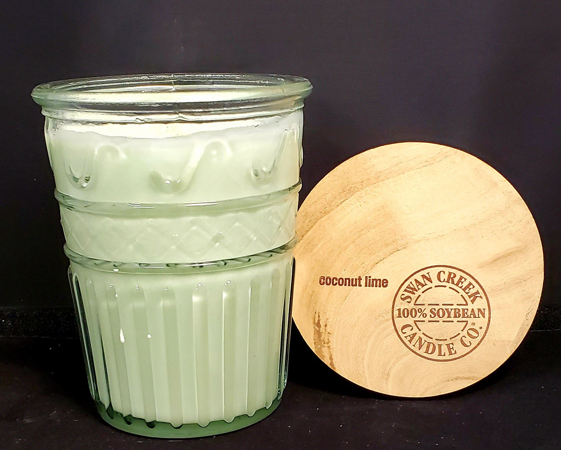 Swan Creek Candles Timeless Jar - Coconut lime
