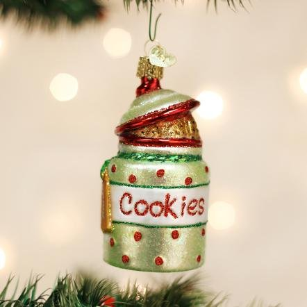 Old World Christmas Cookie Jar Ornament