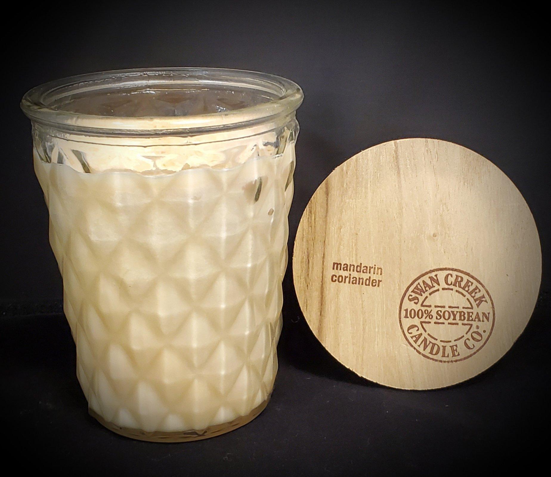 Swan Creek Candles Timeless Jar - Mandarin coriander