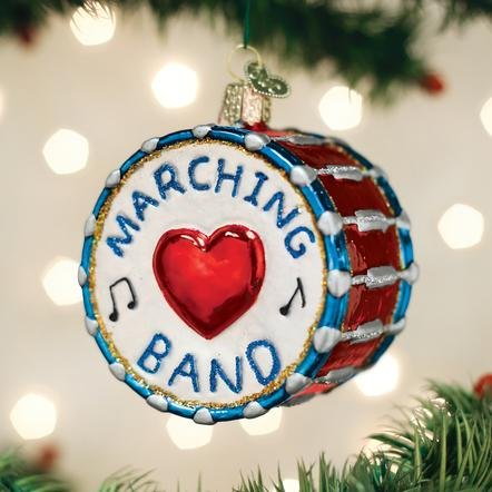Old World Christmas Marching Ornament