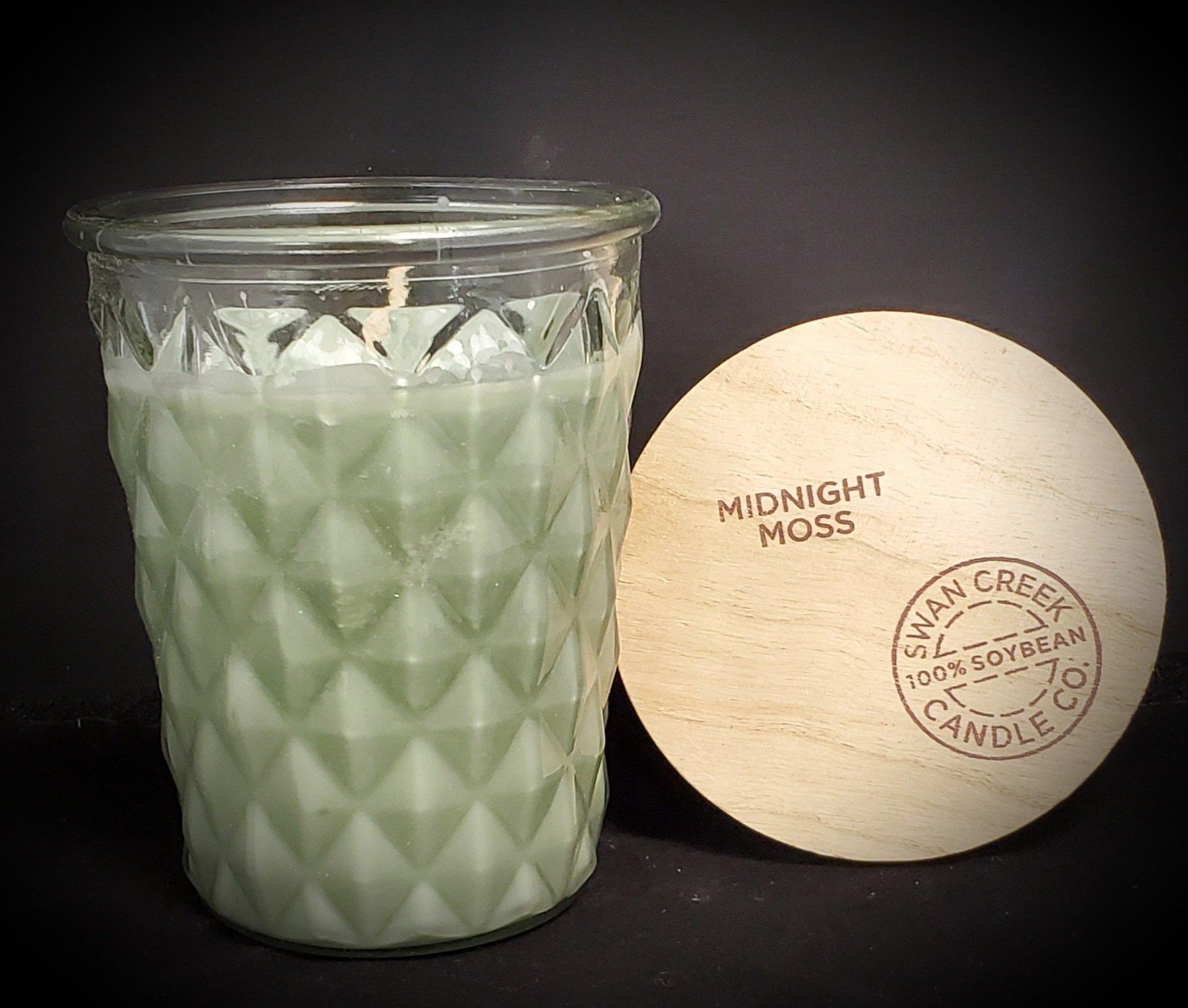 Swan Creek Candles Timeless Jar - Midnight Moss