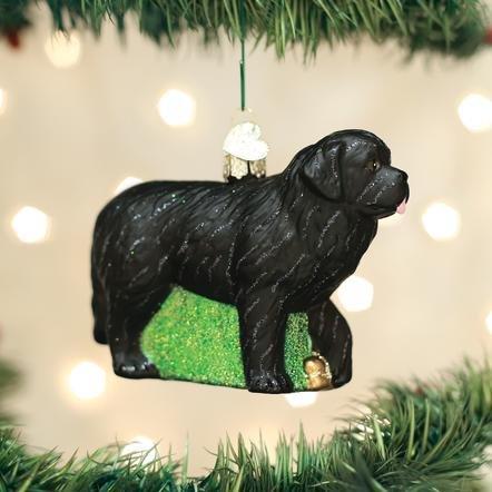Old World Christmas Newfoundland Ornament