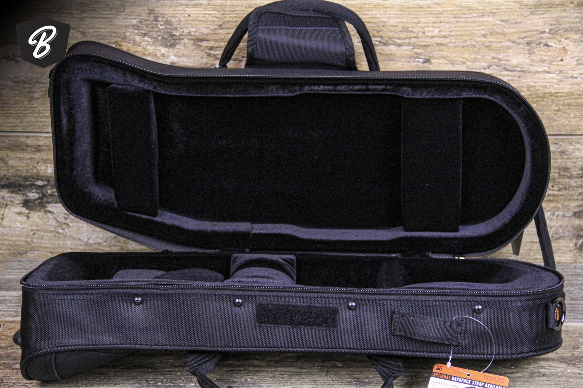 Protec Pro Pac Travel Light Trumpet Case PB301TL