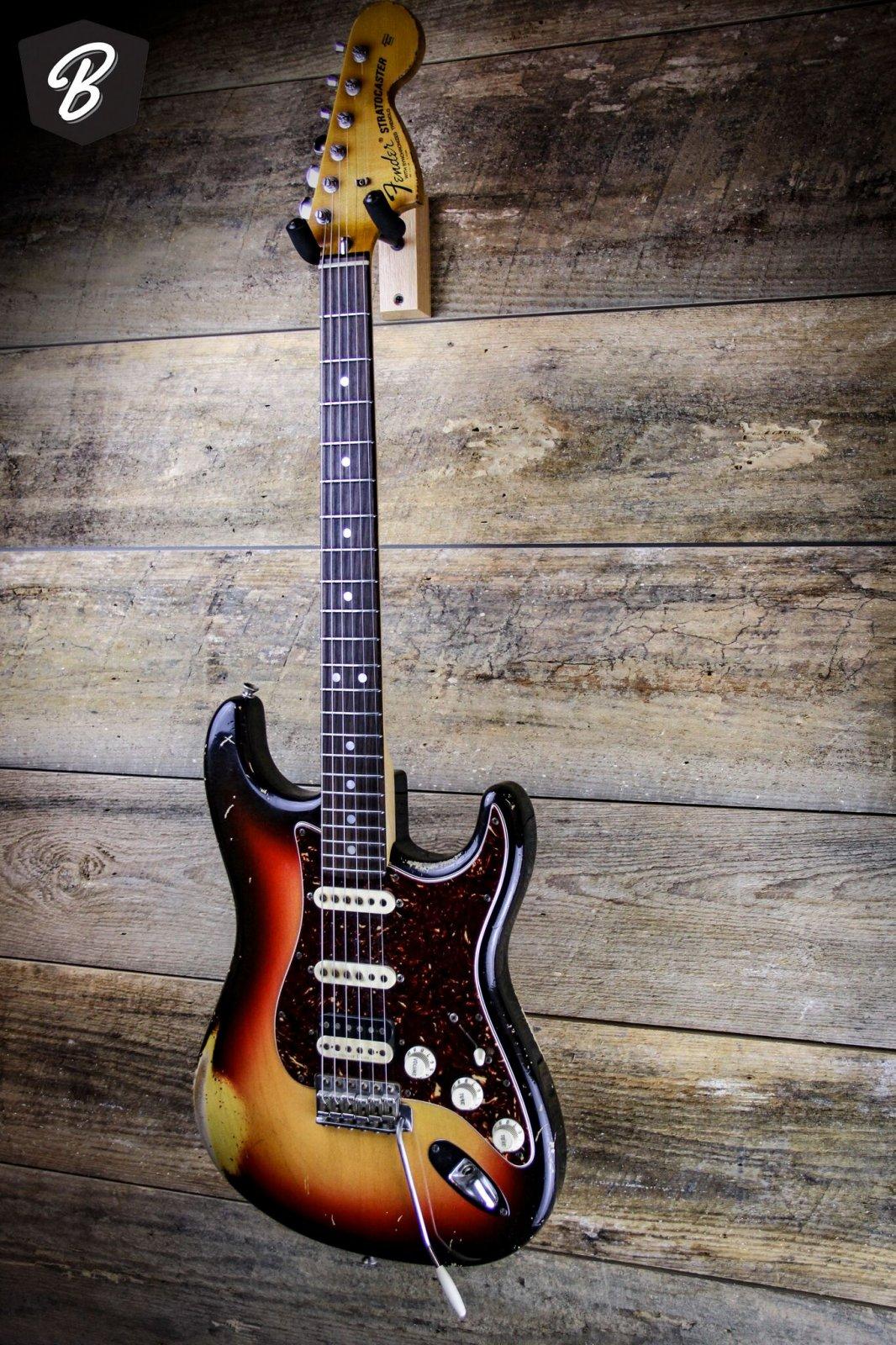 Fender Custom Shop Stratocaster '69 Relic John Cruz Master Build- 2012 Model