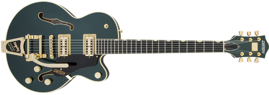 Gretsch  G6659TG  Broadkaster Double cut in Cadillac Green