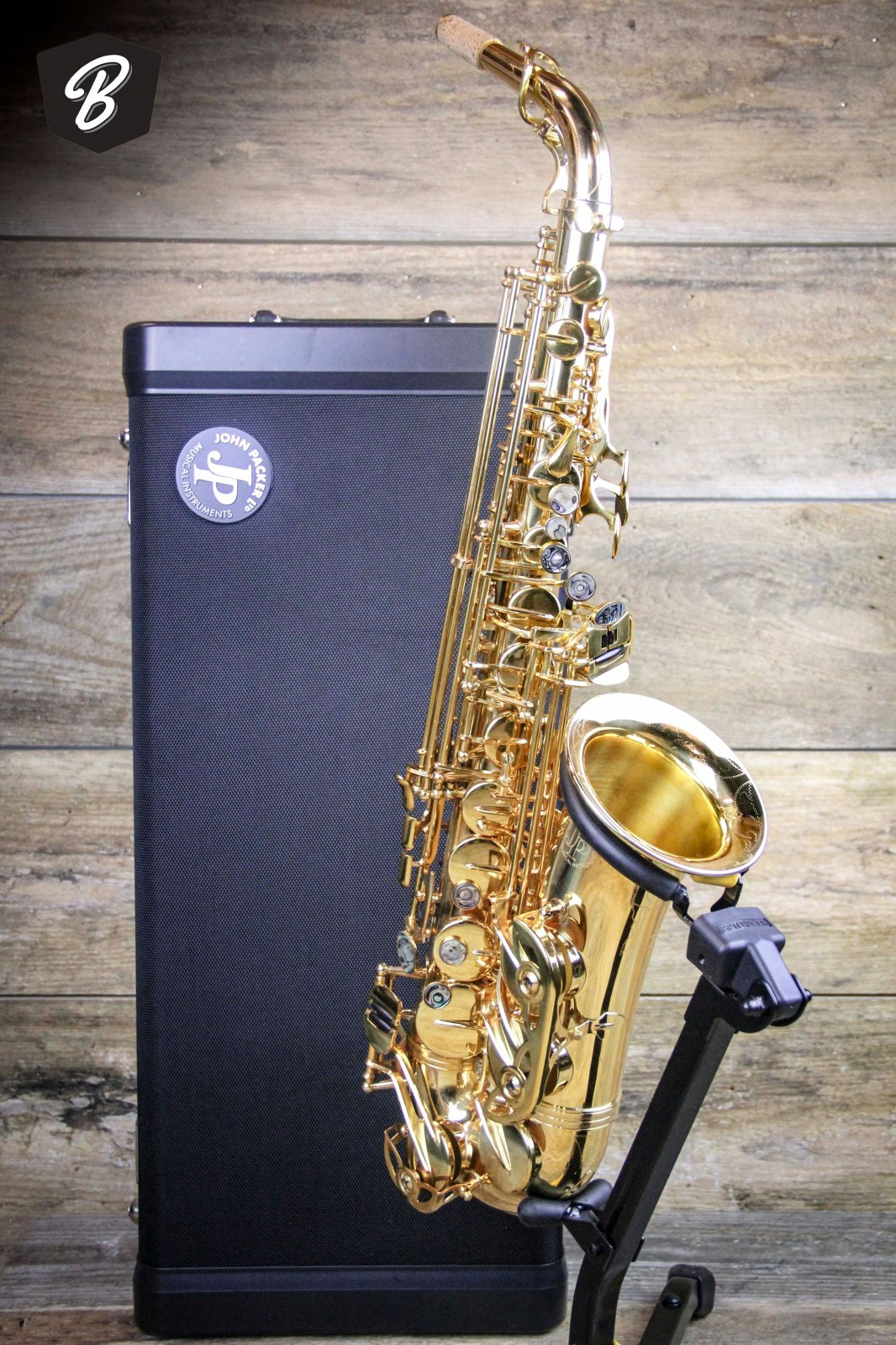 JP245 Alto Saxophone w/Hardshell Case