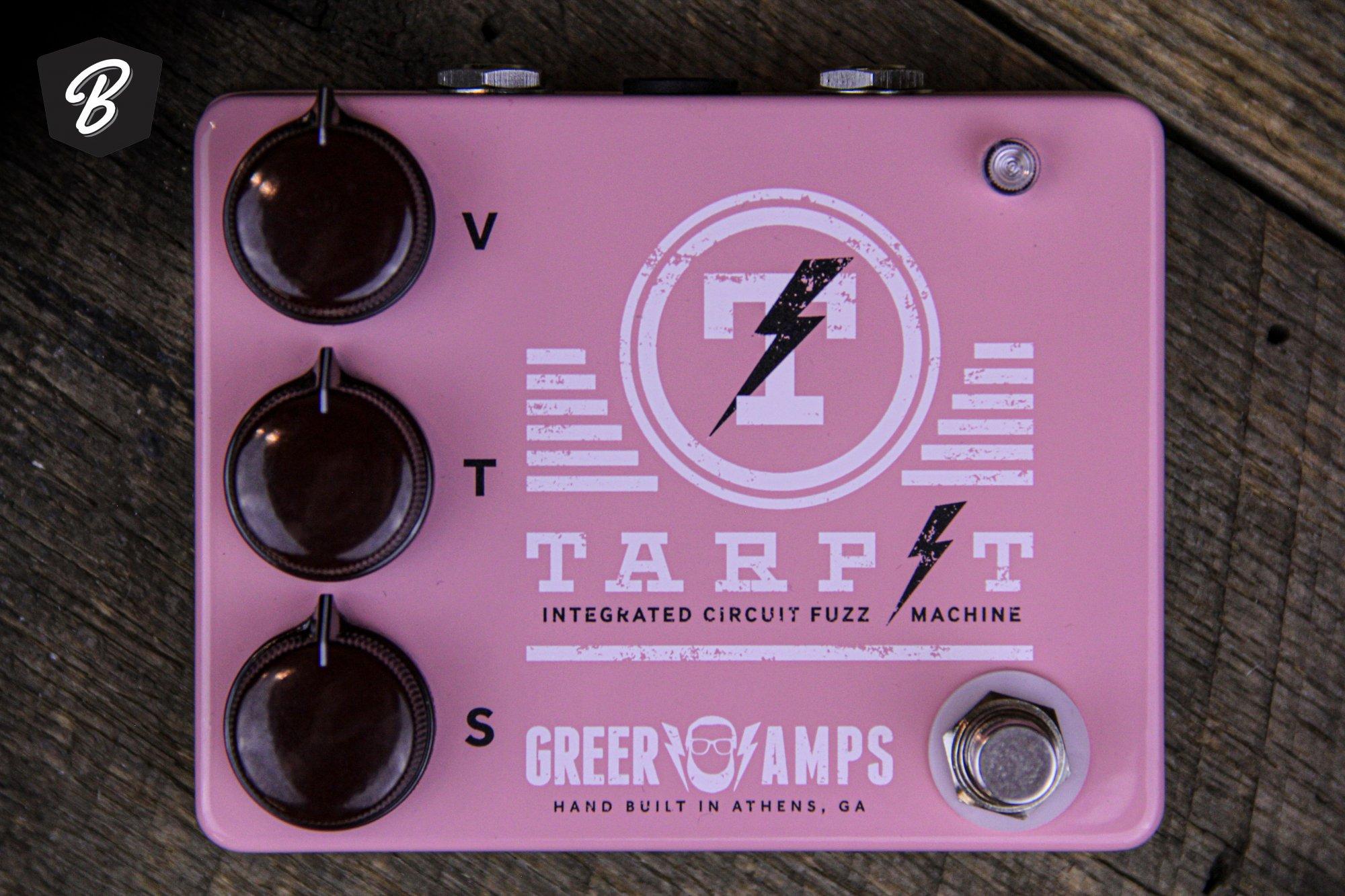 Greer Amps Tarpit (Pink)
