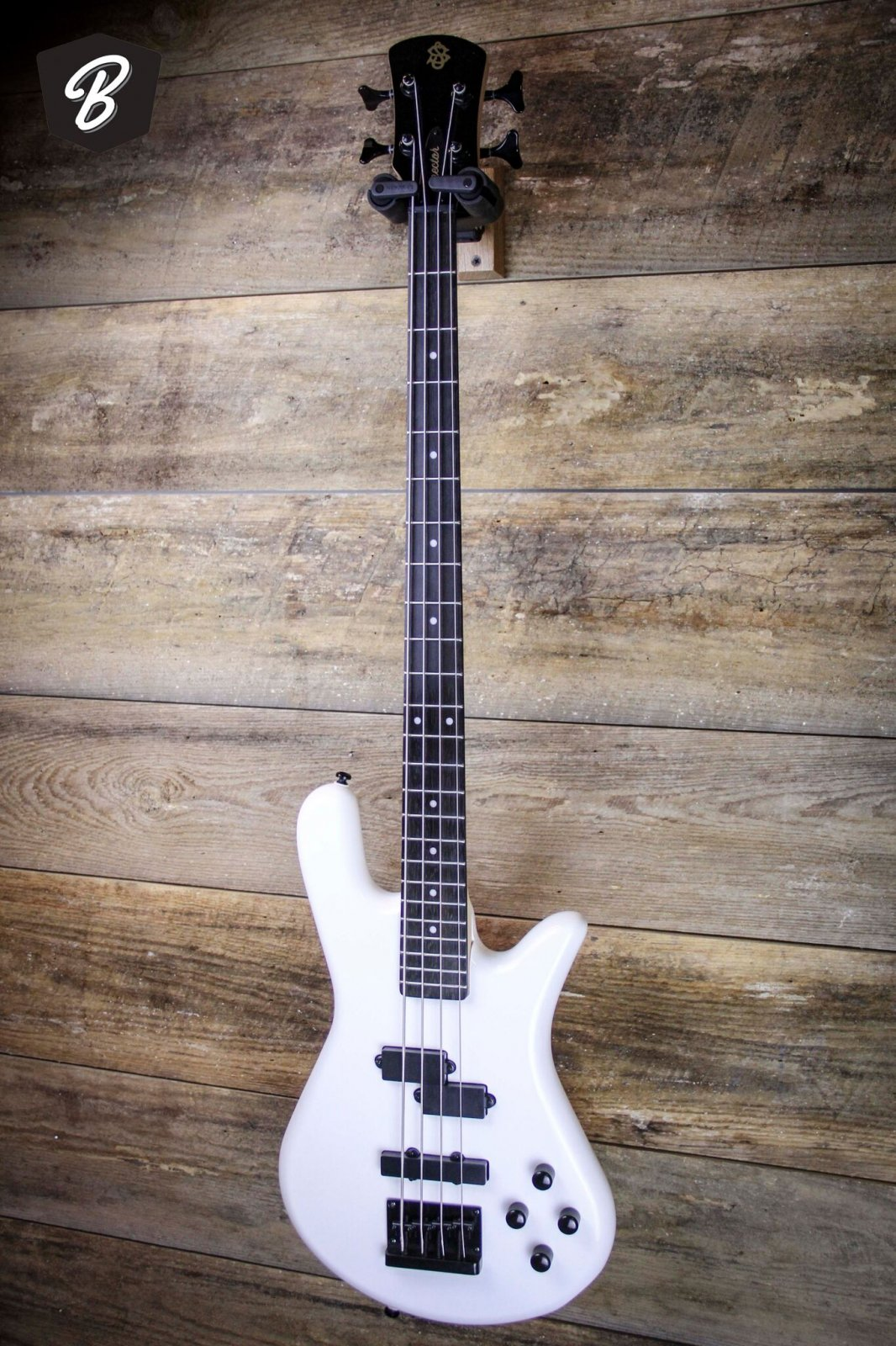 Spector Performer 4 in Solid White Gloss