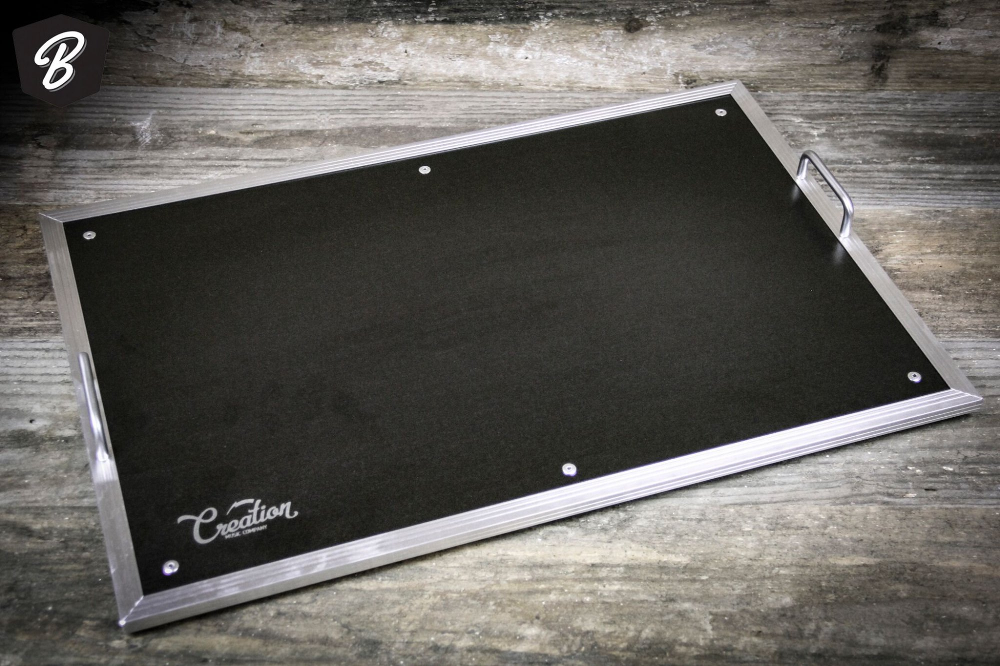 Creation Music Company Flat Series Pedalboard 24x16