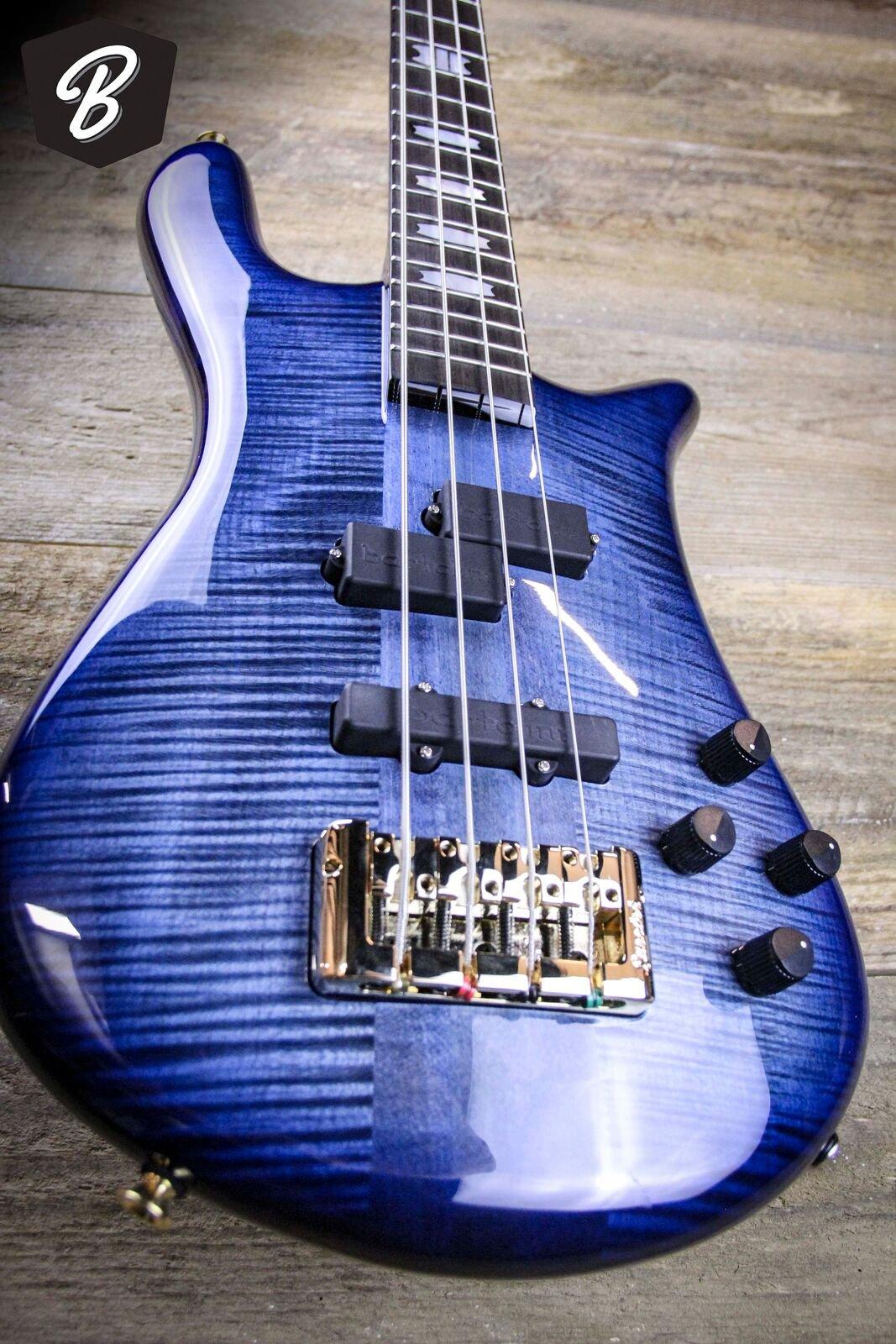 Spector Euro4 LT 4-String Bass w/Gig Bag