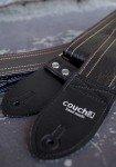 Couch Guitar Strap 60s Vintage Caddilac Deadstock Luggage