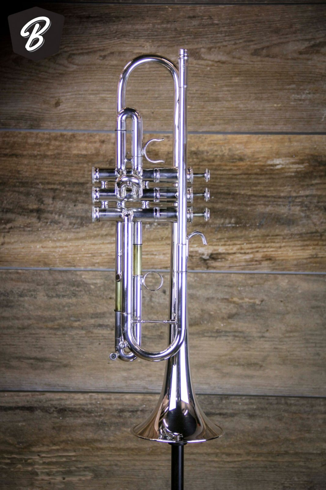 Getzen Custom 3052S Trumpet w/case