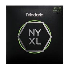 D'Addario NYXL 45|105 Electric Bass Strings Long Scale
