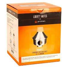 Protec Trumpet Liberty Symphonic Aluminum Wa Wa Mute ML102
