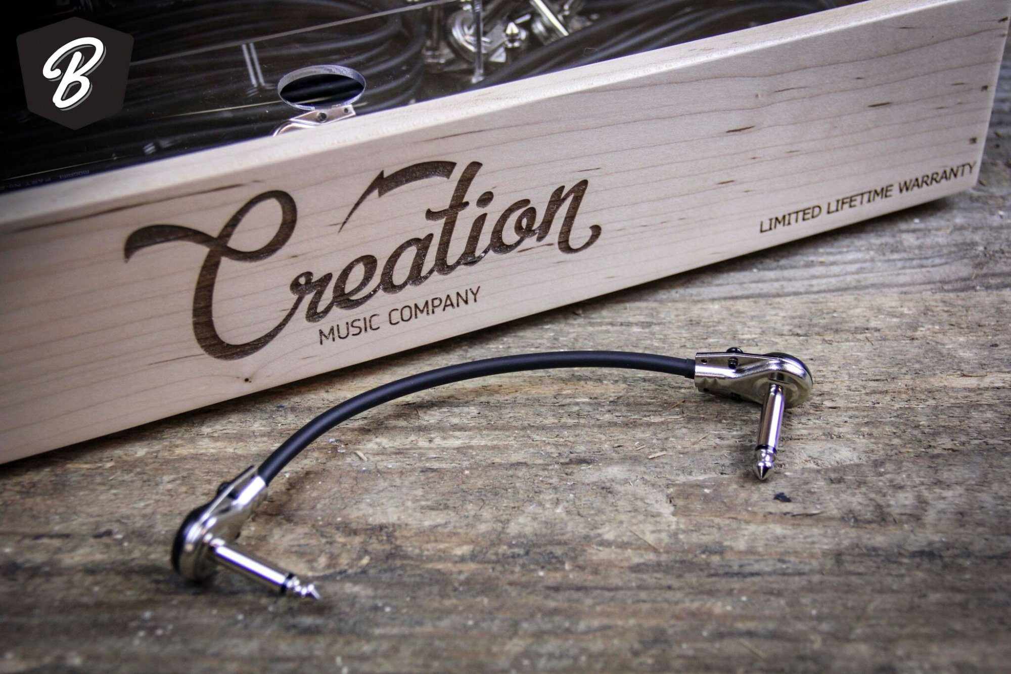 Creation Music Company Patch Cable 6