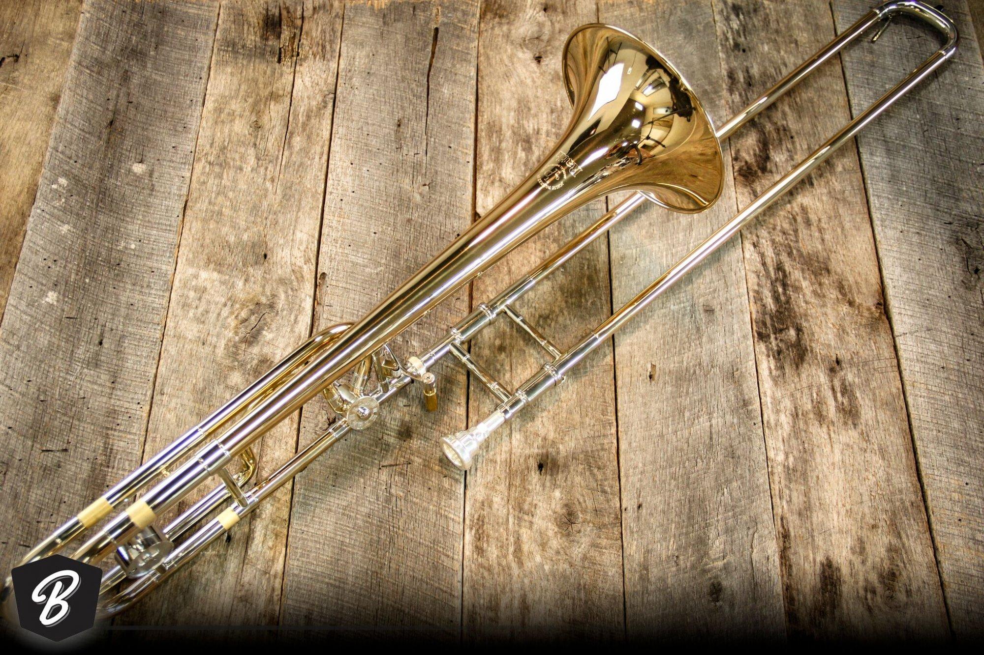 JP332O Rath Trombone w/Case