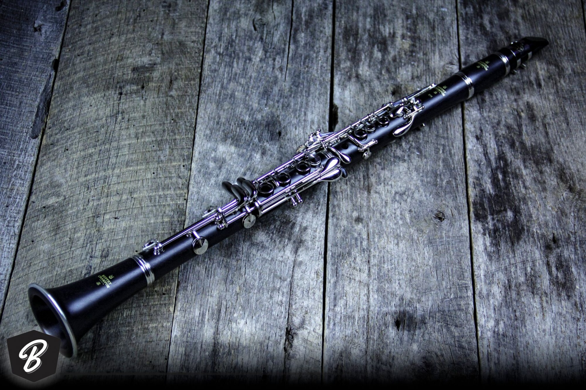 Buffet E-11 Intermediate Wood Clarinet