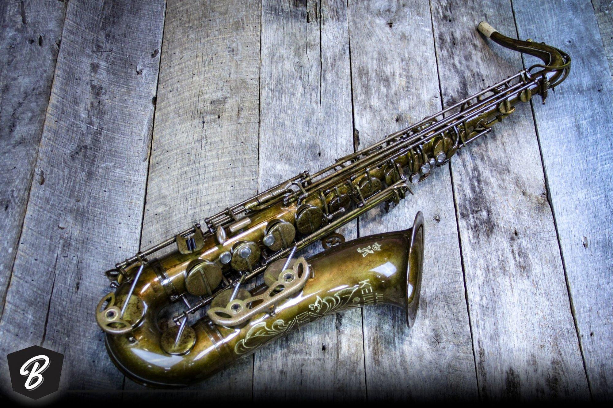 Julius Keilwerth MKX 3000 Tenor Saxophone