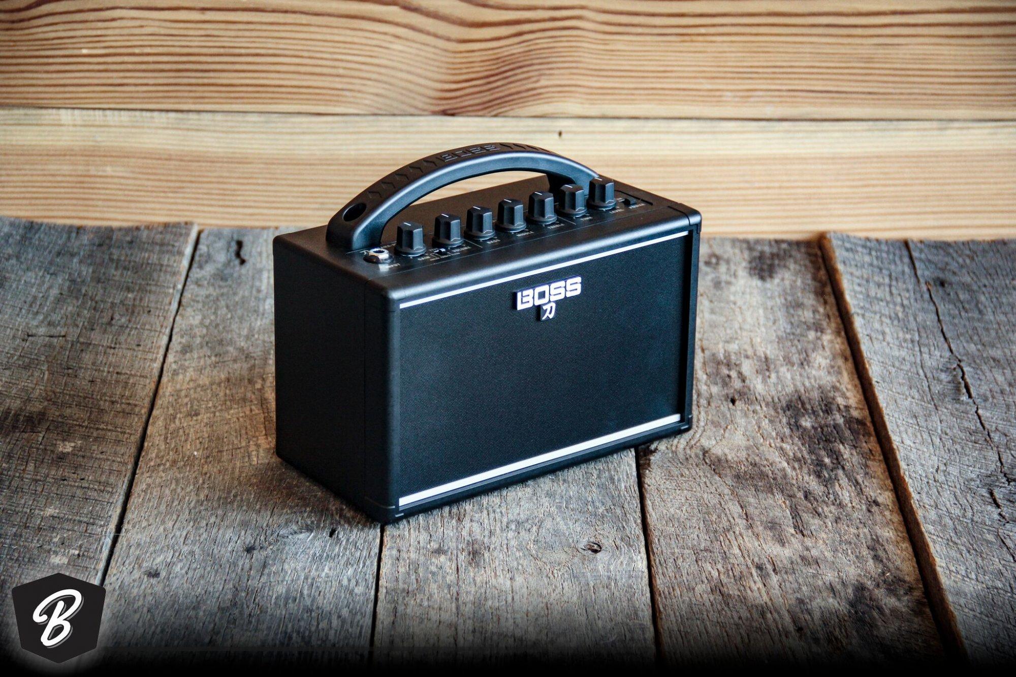 Boss Katana KTN-Mini Amp