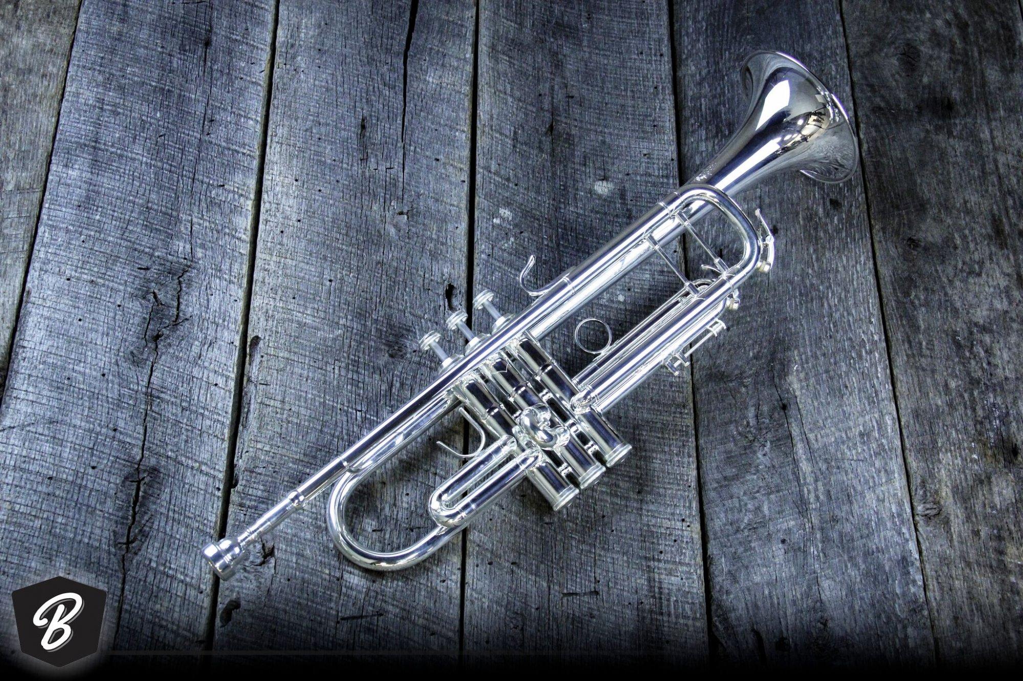 B&S Challenger I Trumpet BS3137-S