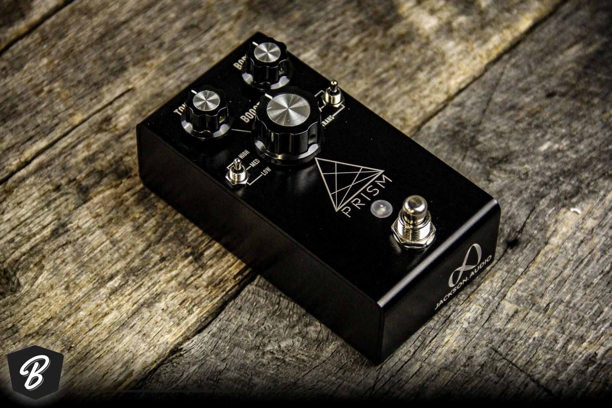 Jackson Audio Prism in Custom Black