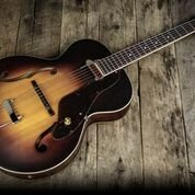 Gretsch G9555 NEW YORKER™ ARCHTOP GUITAR WITH PICKUP, SEMI-GLOSS, VINTAGE SUNBURST