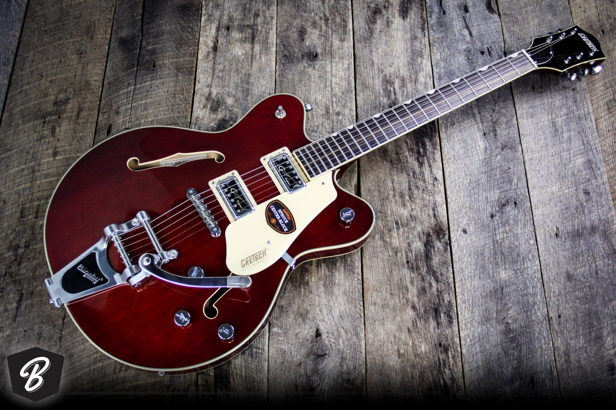 Gretsch 5622T Electromatic Center Block Semi-hollow