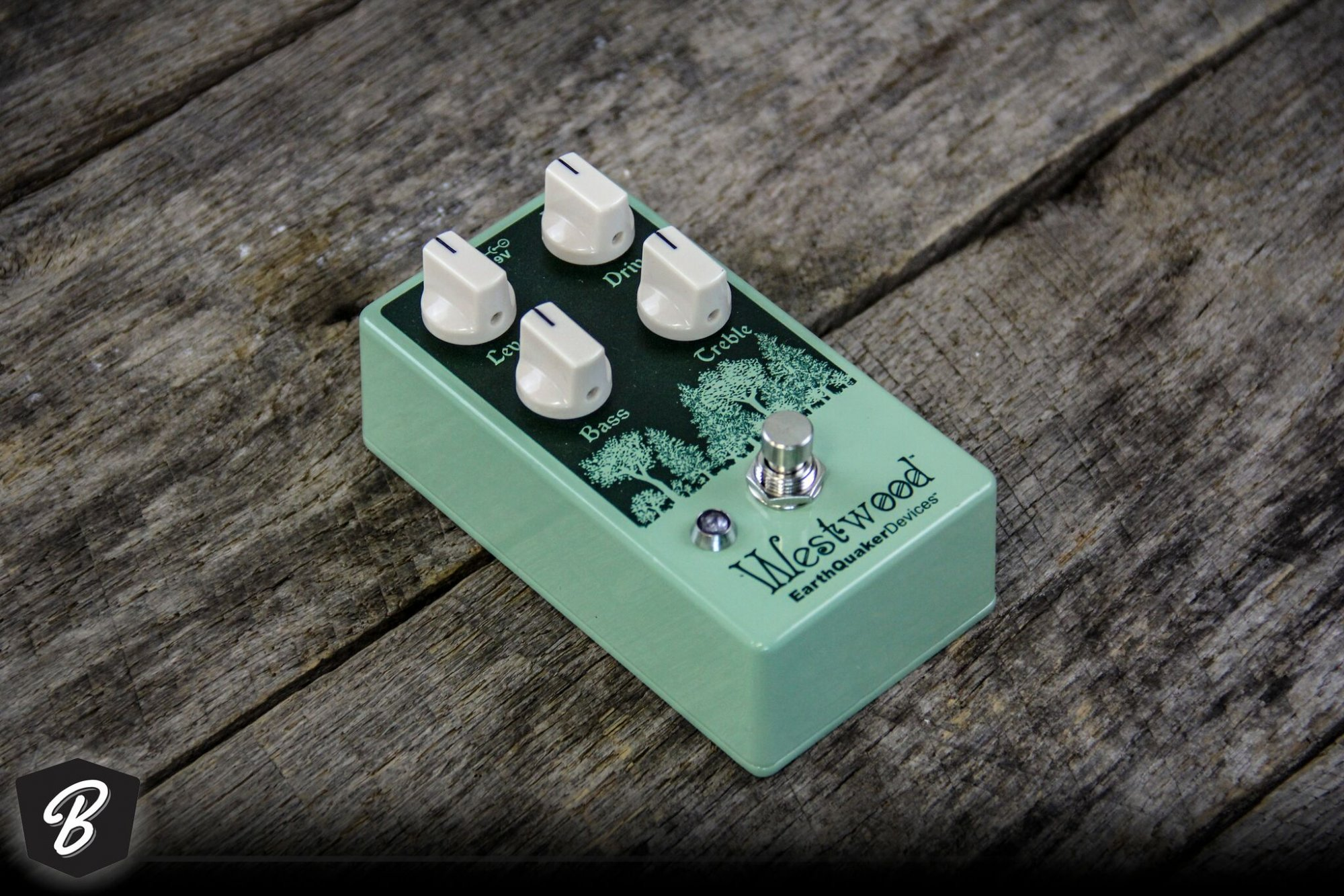 Eathquaker Devices Westwood Translucent Drive Manipulator