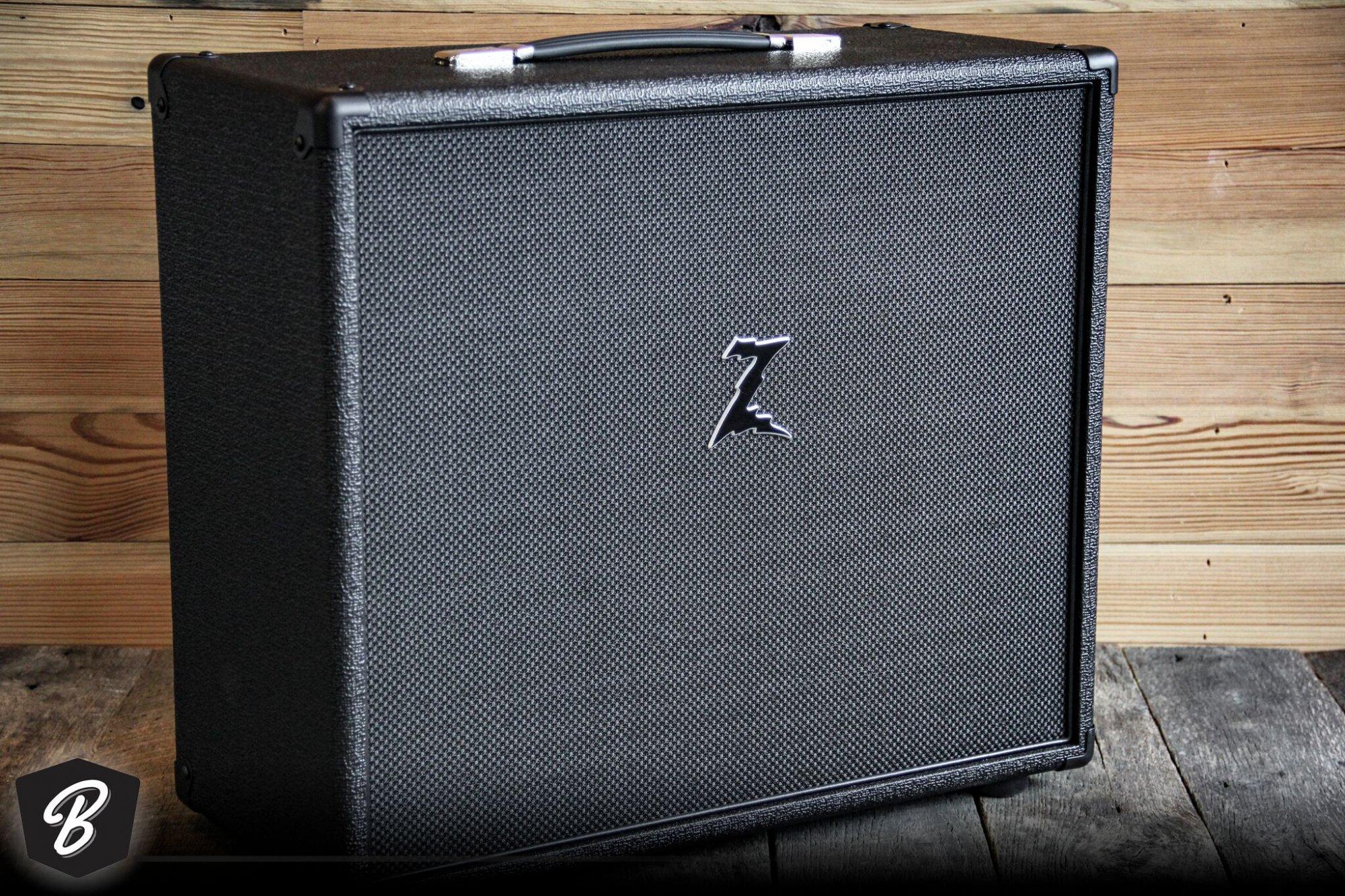 Dr. Z 1 x 12 Cab V30 Speaker in Blackout!