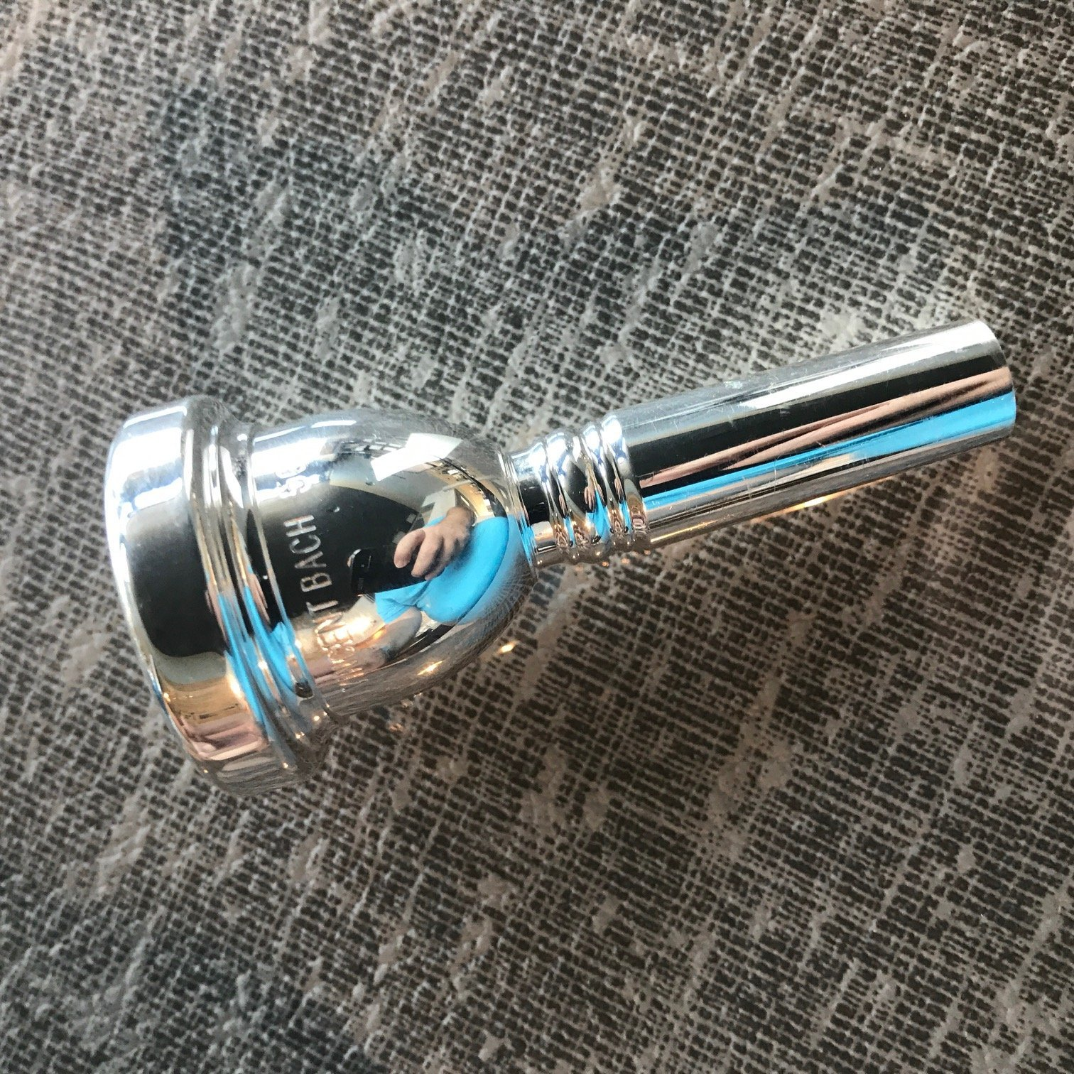 Bach 6 1/2 AL Small Shank Mouthpiece